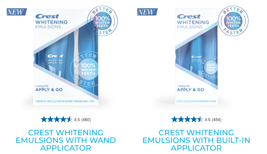Is Crest Whitening Emulsions worth it?