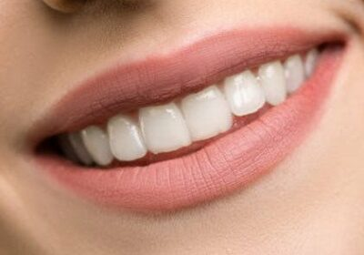 Happy healthy smile
