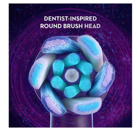 what is the oral-B iO toothbrush